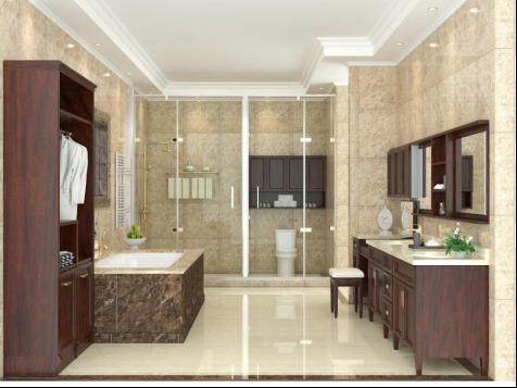 打造预设性住宅 从定制卫浴开始  生活